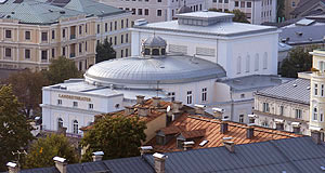 The Landestheater Salzburg is the official theatre of the Salzburg province.