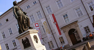 The Salzburg Museum is a state-of-the-art town museum and well worth a visit.