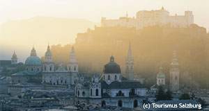 A short description of Salzburg and its major sights.