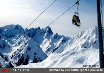 Grossarl Ski Webcam